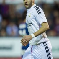Karim Benzema (francés del Real Madrid) Foto: Getty
