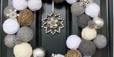 FOTOS. 18 ideas creativas para decorar tu casa de Navidad