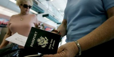 3. Algunos ex estadounidenses tardan hasta una década para pagar dichos impuestos. Foto:Getty