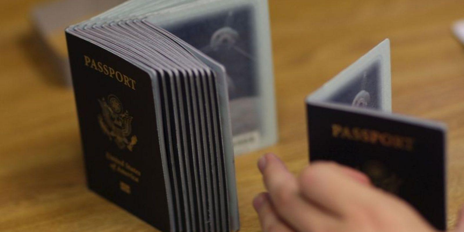 1. El costo de renunciar a la ciudadanía estadounidense aumentó a principios de este año. Foto:Getty