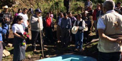 Proyecto de agua potable beneficia a miles