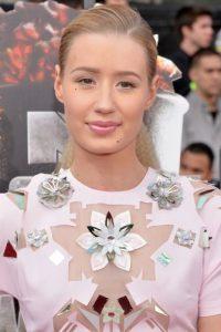 El verdadero nombre de Iggy Azalea es Amethyst Amelia Kelly Foto:Getty Images