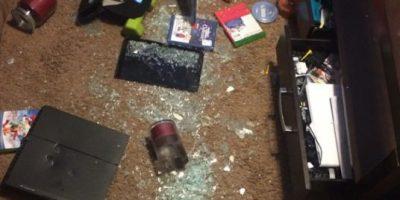 VIDEO: Abuelo furioso destrozó la consola de videojuegos de su nieto
