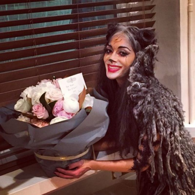 "Antes era cantante del grupo ""Pussycat Dolls"" Foto:Instagram: @nicolescherzy"