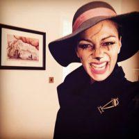 """Ella forma parte del musical """"Cats"""" Foto:Instagram: @nicolescherzy"""