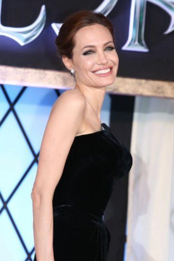 """El pasado miércoles, Angelina Jolie asistió al desayuno """"The Hollywood Reporter Women in Entertainment Power 100 Breakfast"""" Foto:Getty Images"""