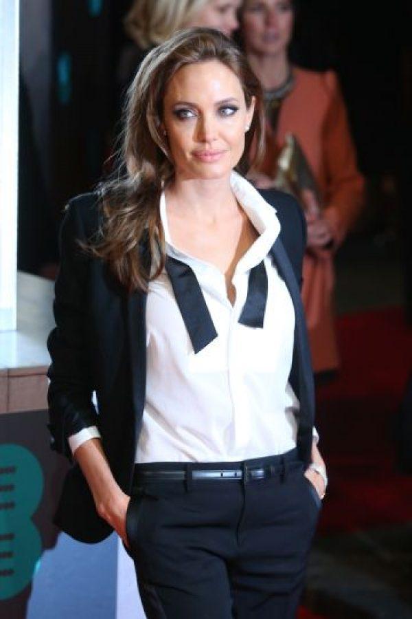 Durante el mes de febrero, Amy Pascal y el productor Scott Rudin compartieron diversos mensajes donde insultaron a Jolie Foto:Getty Images