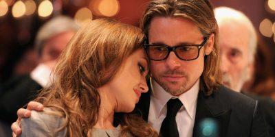 """Esto después de que Jolie representara un obstáculo para que la cinta de """"Steve Jobs"""" tuviera a David Fincher como su director Foto:Getty Images"""