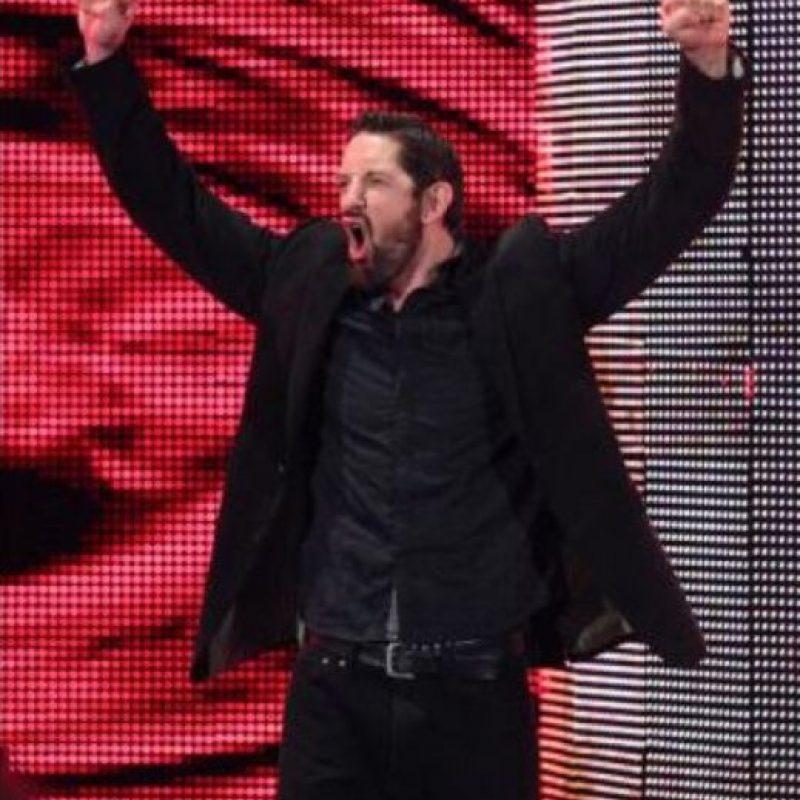 """Wade Barrett: """"Estaré en los medios de comunicación. Me gustaría seguir cerca de la WWE"""" Foto:WWE"""