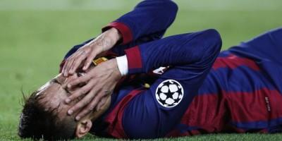 Por lesión, Neymar será baja para el Barça en la visita contra el Getafe
