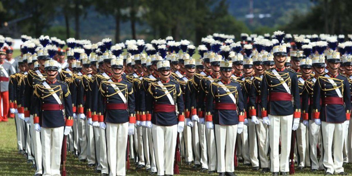 FOTOS. Las mejores imágenes de la nueva promoción de cadetes