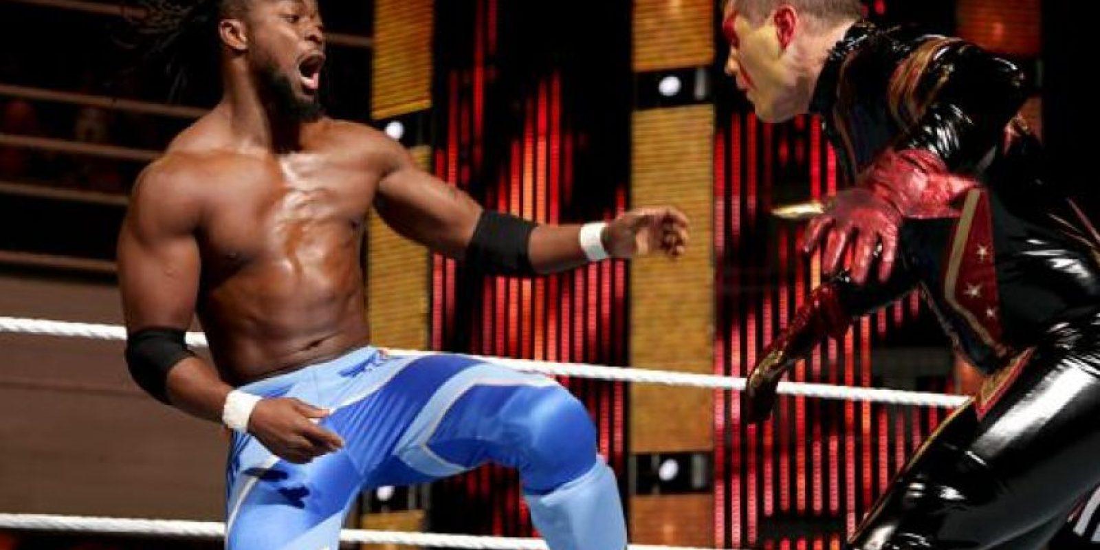 """Kofi Kingston: """"Estaría en los bienes raíces o ayudaría a mi esposa a ampliar su estudio de yoga"""" Foto:WWE"""