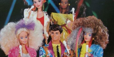 Barbie and the Rockers Foto:Mattel