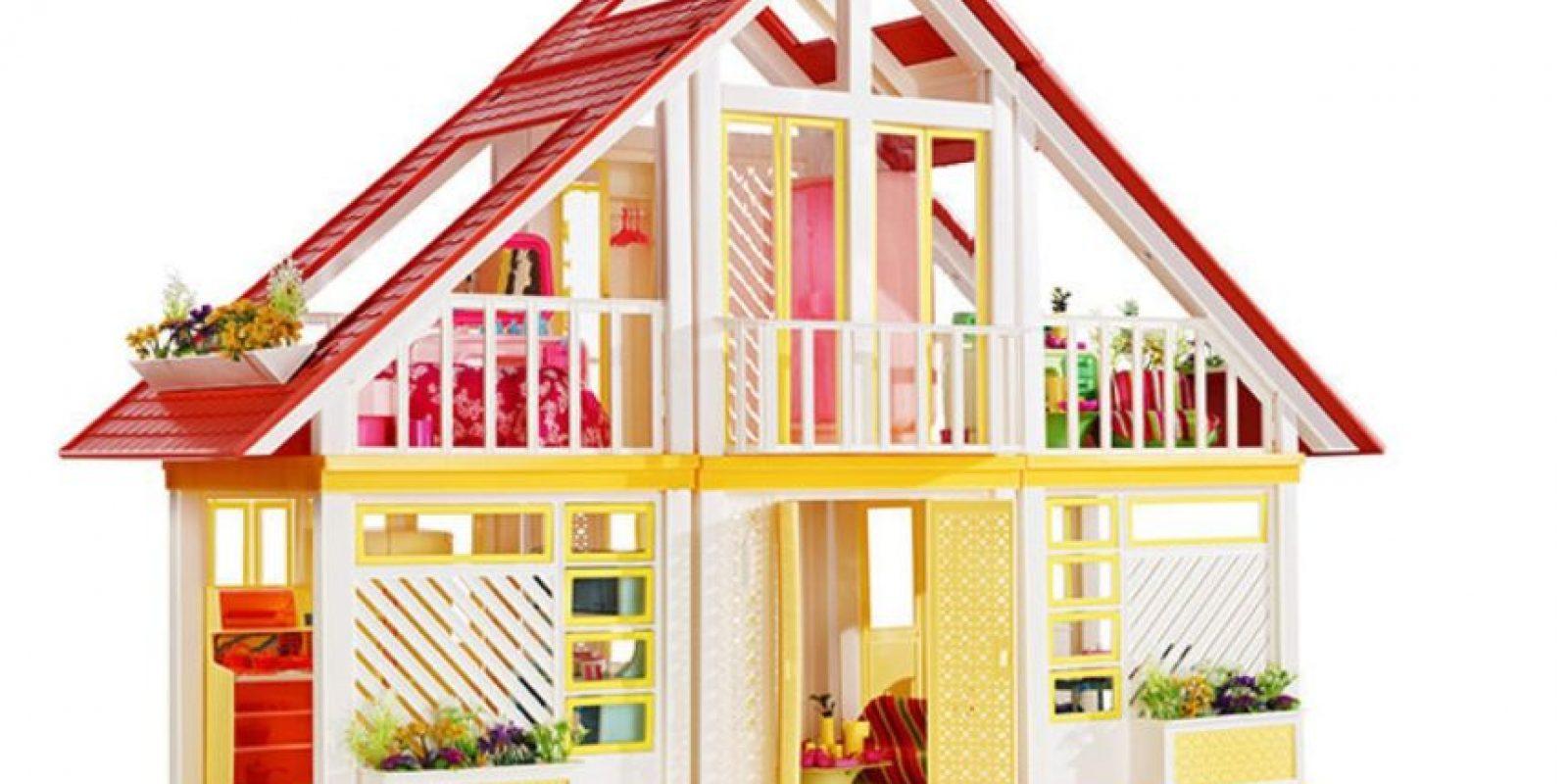 La casa de la Barbie Foto:eBay