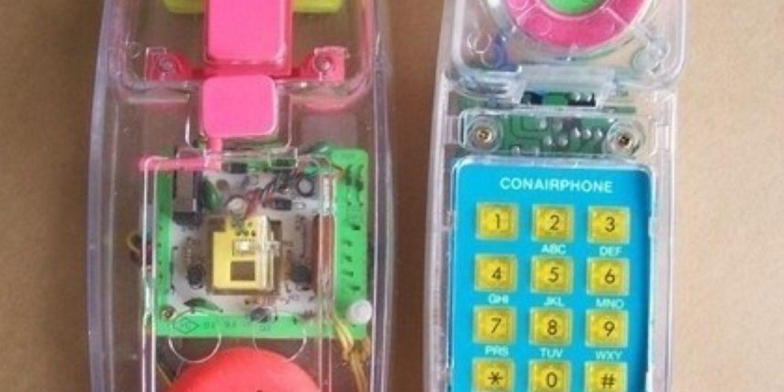 Este increíble precursor del celular Foto:Wehearit