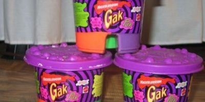 El Gak (la baba esa) de Nickelodeon Foto:eBay