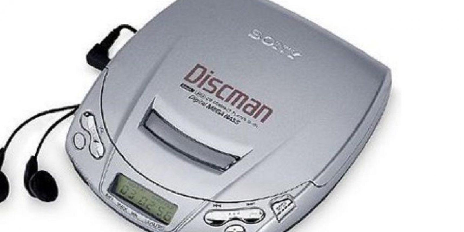 El discman Foto:Imgur