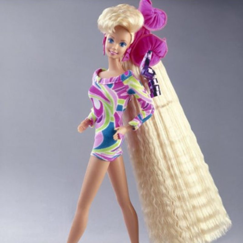 Esta Barbie. Foto:Mattel