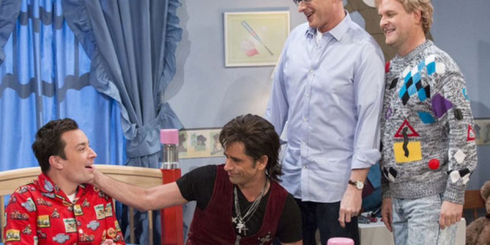 "2014, ""Full House"" Foto: NBC"