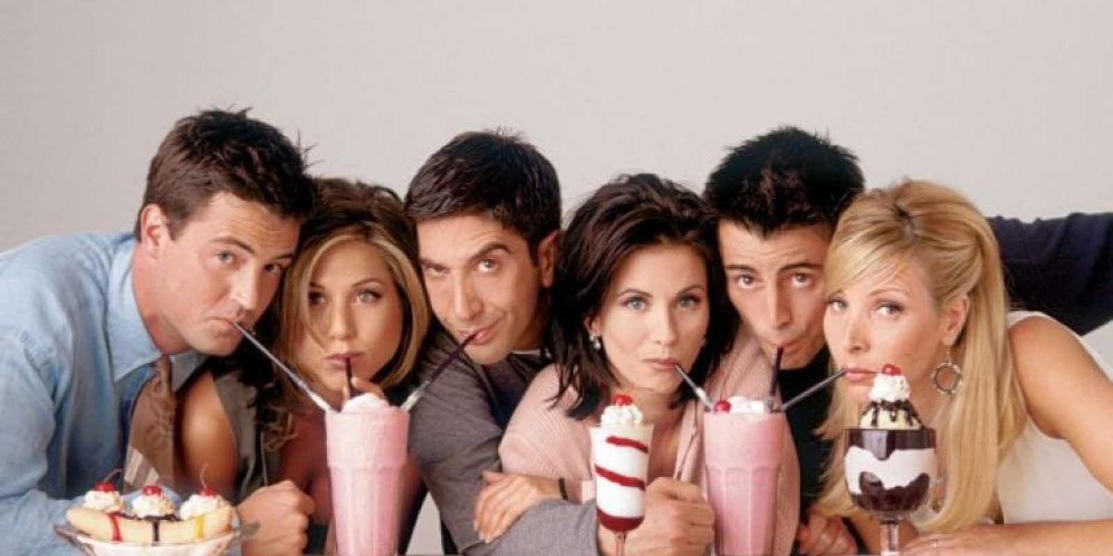 "1994, ""Friends"" Foto: NBC"