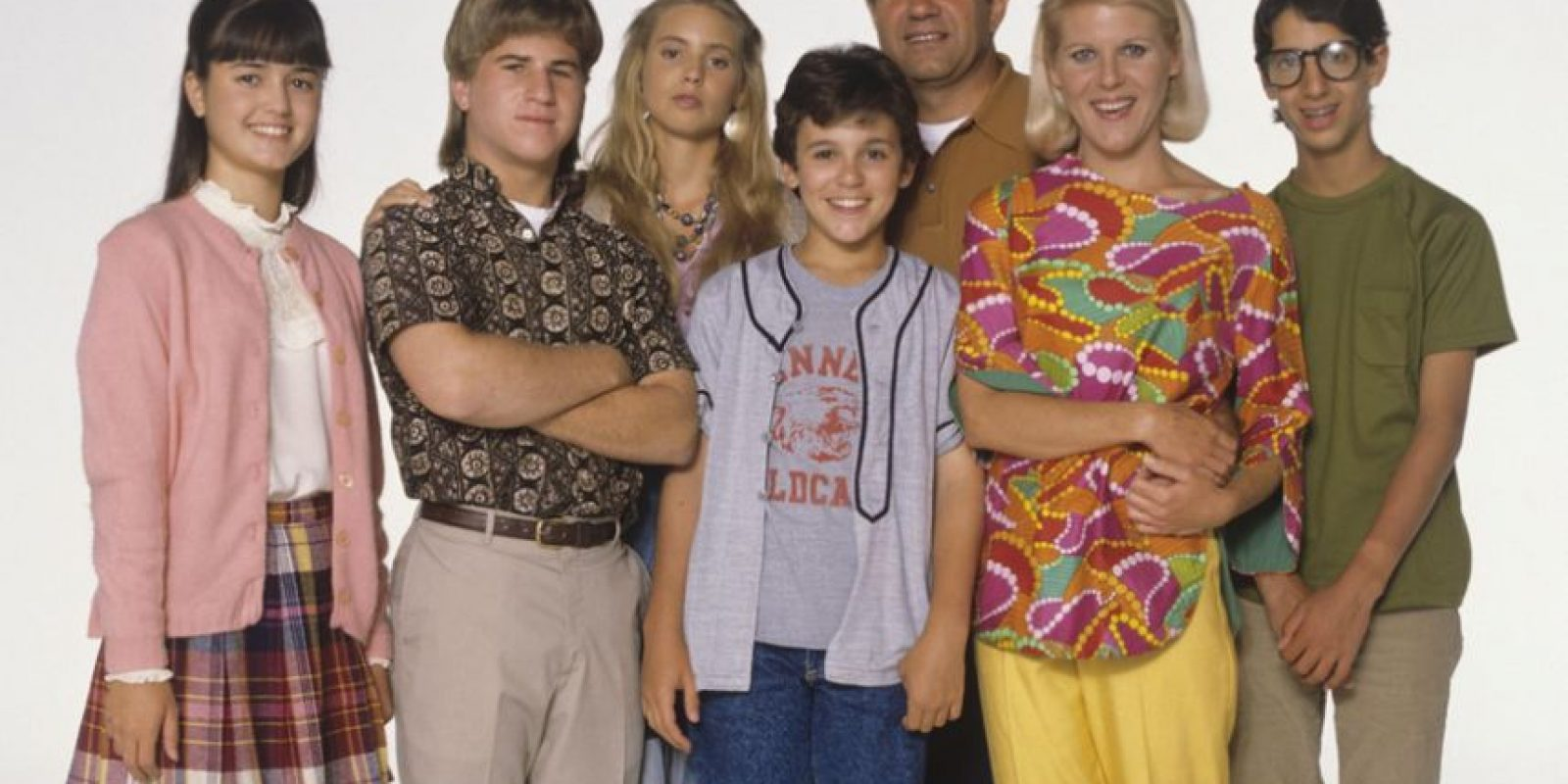 "1988, ""The Wonder Years"" Foto: ABC"