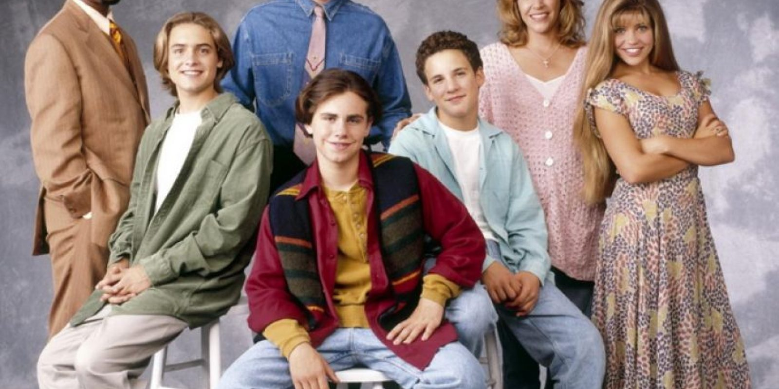 "1993, ""Boy Meets World"" Foto: ABC"