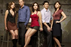 "2003, ""One Tree Hill"" Foto: WB Television Network"