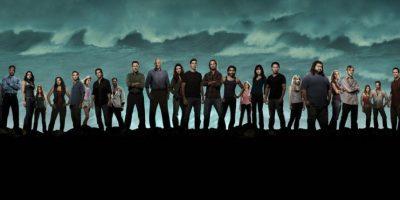 """2004, """"Lost"""" Foto:ABC"""