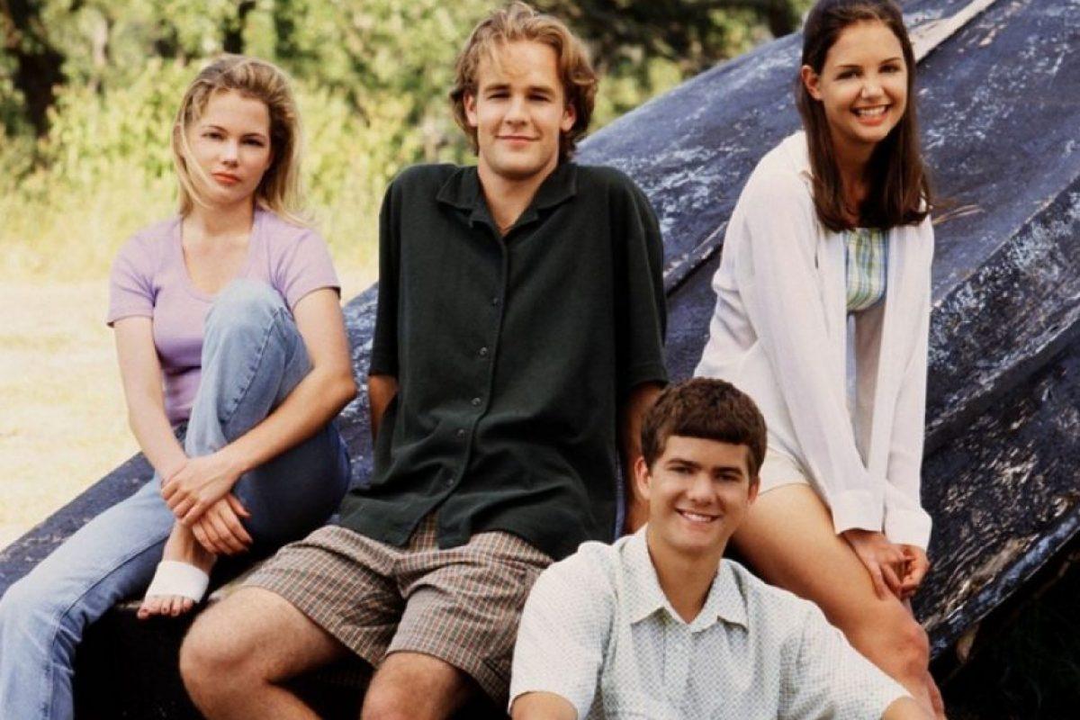 "1998, ""Dawson's Creek"" Foto:WB Television Network"