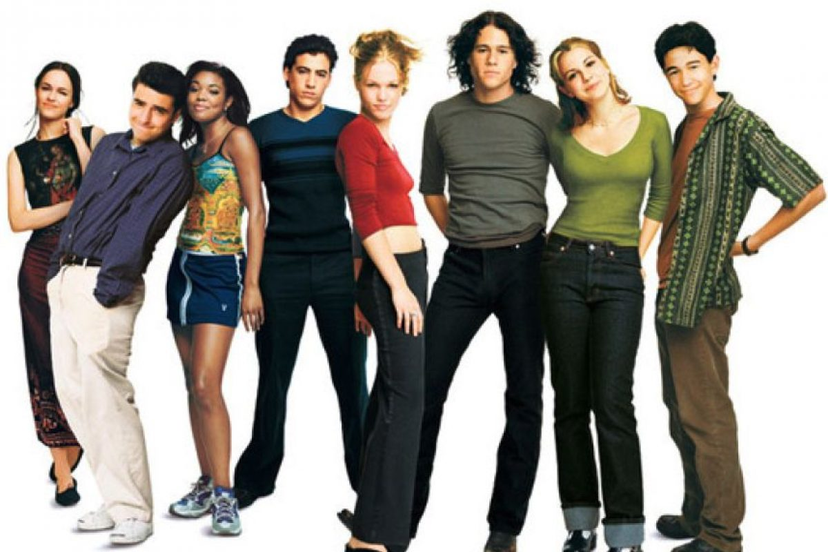 "1999, ""10 Things I Hate About You"" Foto:  Productora	Touchstone Pictures"