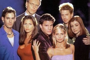 "1997, ""Buffy the Vampire Slayer"" Foto: WB Television Network"