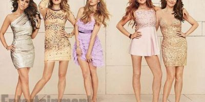 "2014, ""Mean Girls"" Foto: Entertainment Weekly"