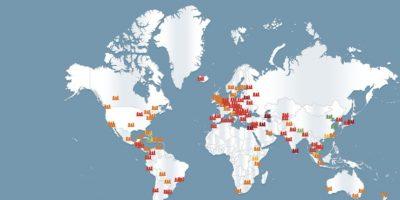 México- 9 minutos con 27 segundos. Foto:Vía pornhub.com/infographic/longest