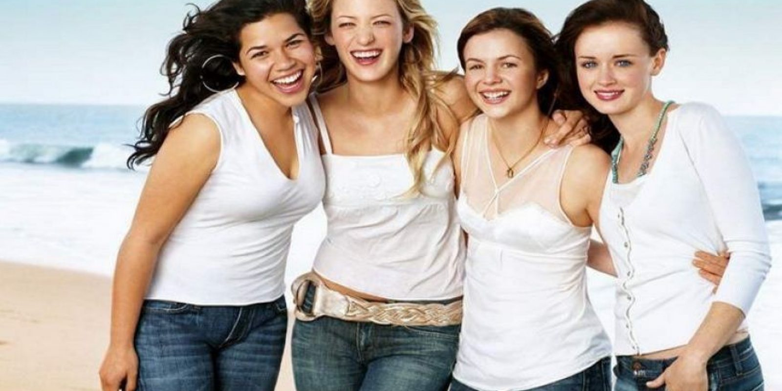 "2005, ""The Sisterhood of the Traveling Pants"" Foto: Warner Bros"