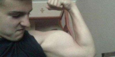 Sí, claro. Tú y tus músculos. Foto:EpicFail