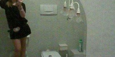 """Gran posición para tomarse una """"selfie"""" Foto:Reddit"""