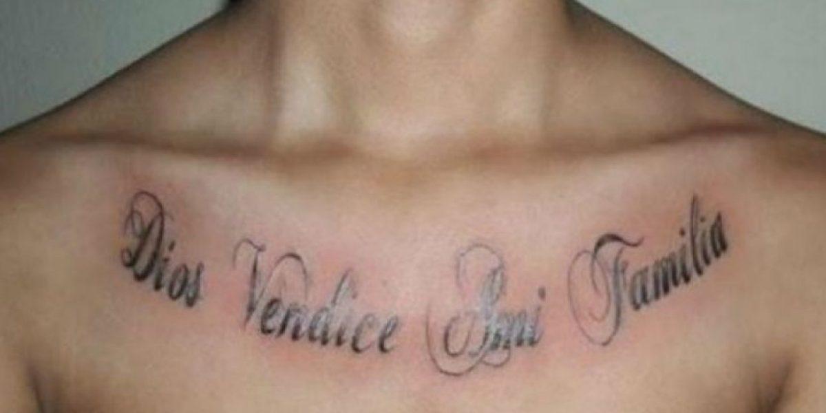 FOTOS: 20 tatuajes con horribles faltas de ortografía