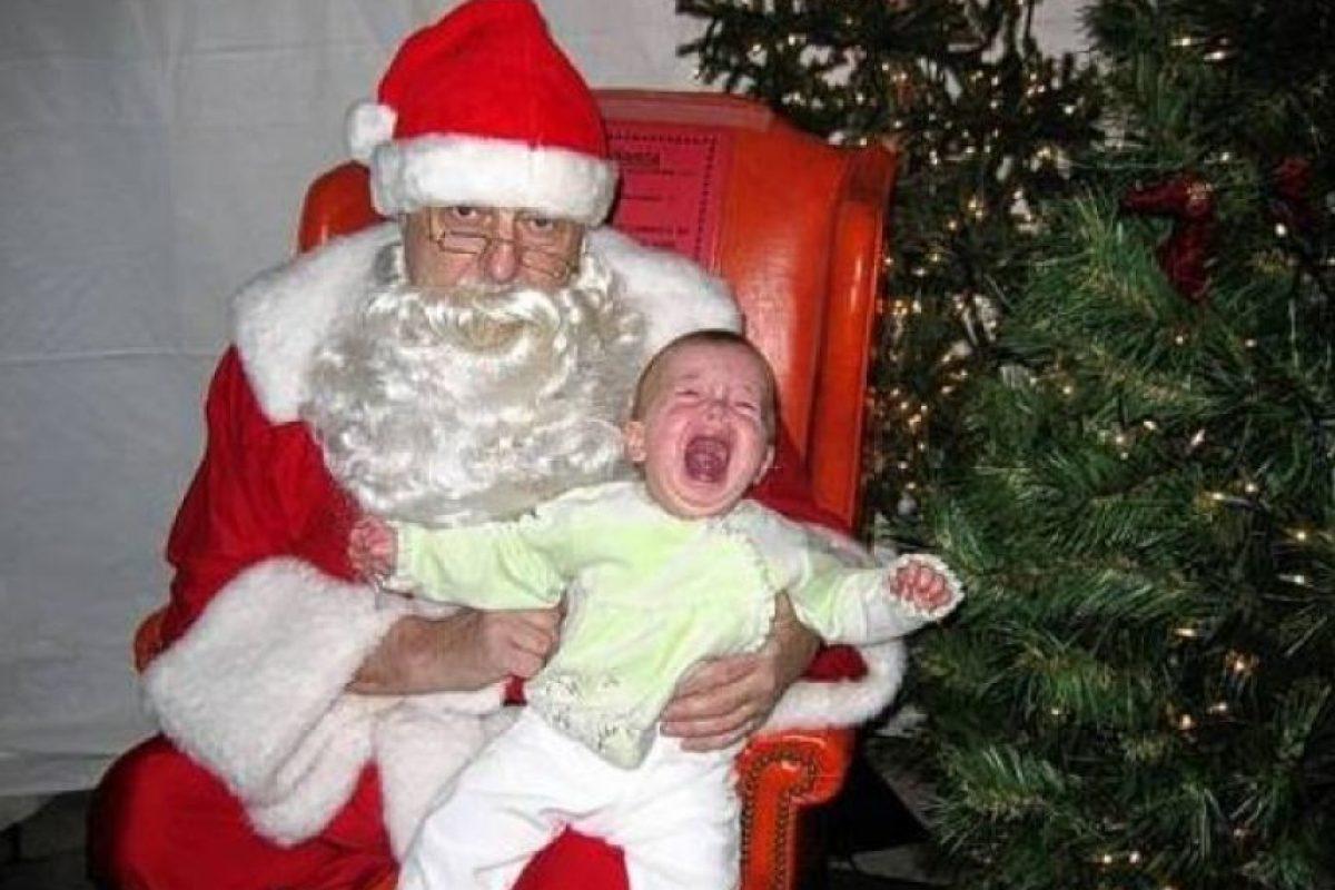 Foto:Tumblr.com/Tagged/santa-miedo