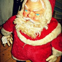 ¿Santa? Foto:Pichicola