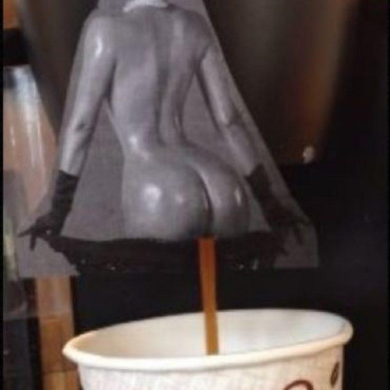 Máquina expendedora de café Foto:Youtube