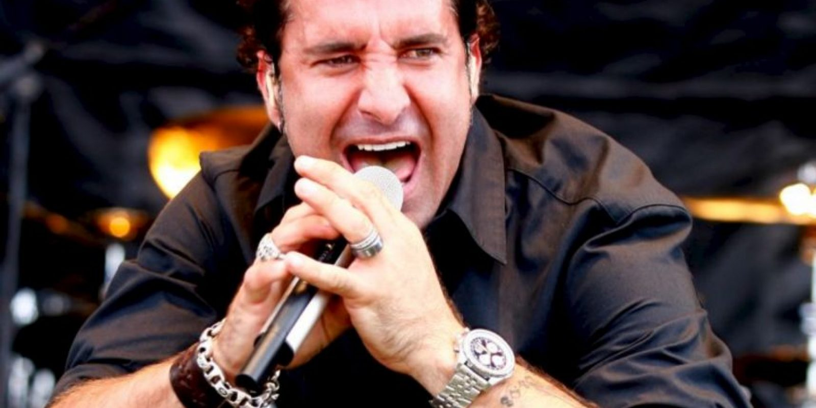 """Es cantante, compositor, líder y cofundador junto a Mark Tremonti de la banda """"Creed"""" Foto:Facebook"""