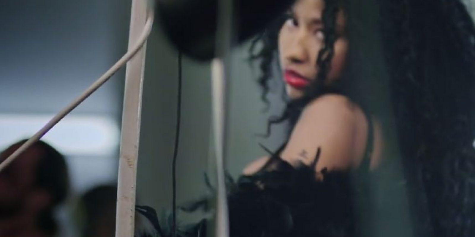 Es rapera, cantante, actriz y compositora Foto:NickiMinajAtVEVO