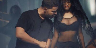 Empezó a aparecer en sencillos de otros artistas como Mariah Carey, David Guetta, Will.i.am, Ludacris, Usher, Sean Garrett y Christina Aguilera entre otros Foto:NickiMinajAtVEVO