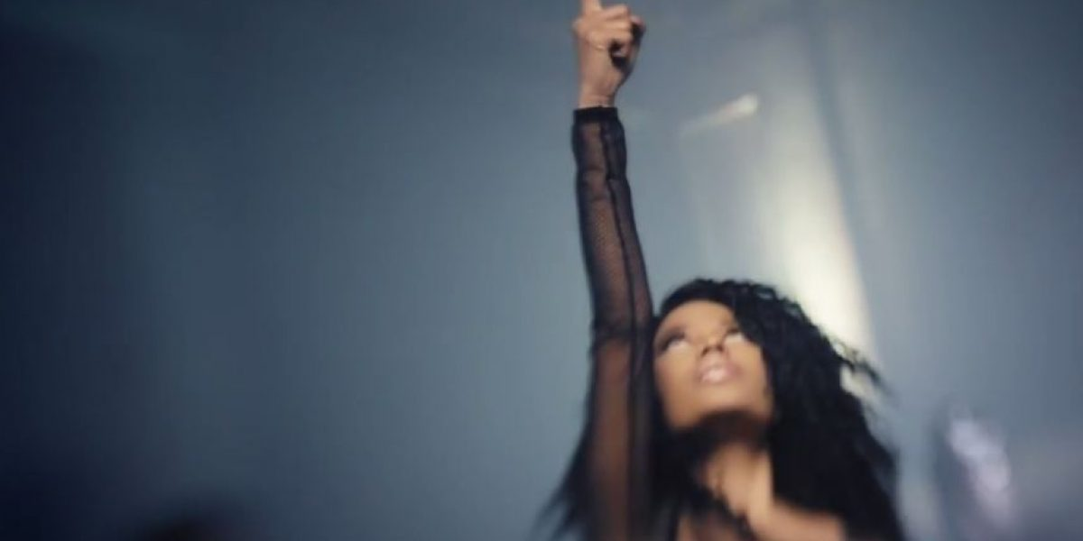 VIDEO: Las prácticas sadomasoquistas de Nicki Minaj