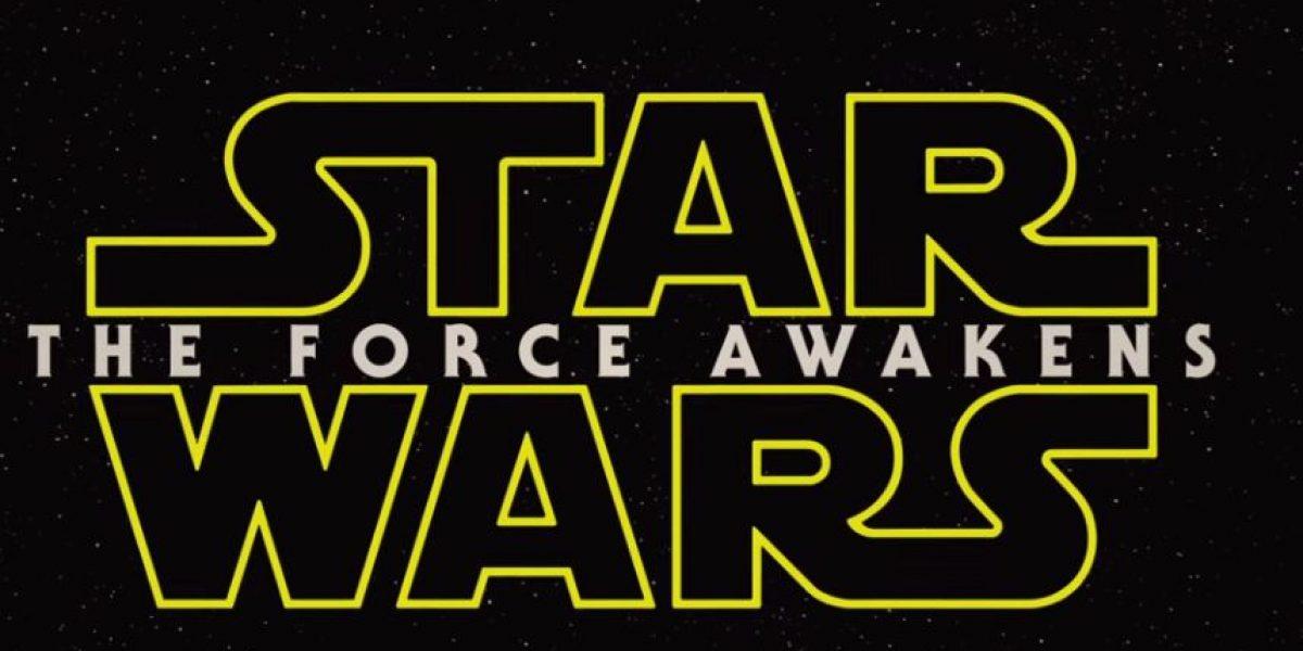 "FOTOS: Revelan nombres de los personajes de ""Star Wars: The Force Awakens"""