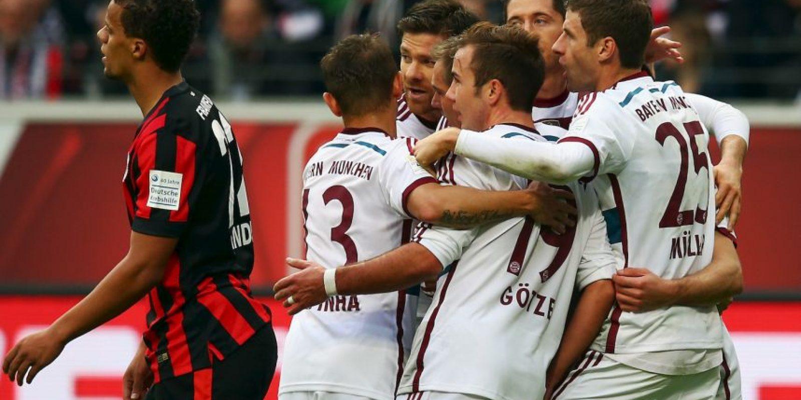 """El estadounidense del Eintracht Frankfurt es apodado """"JLo"""" por sus compañeros Foto:Getty"""