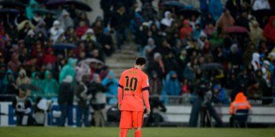 Barcelona iguala ante el Getafe y se aleja del líder Real Madrid