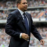 Ronaldo en la actualidad Foto:Getty