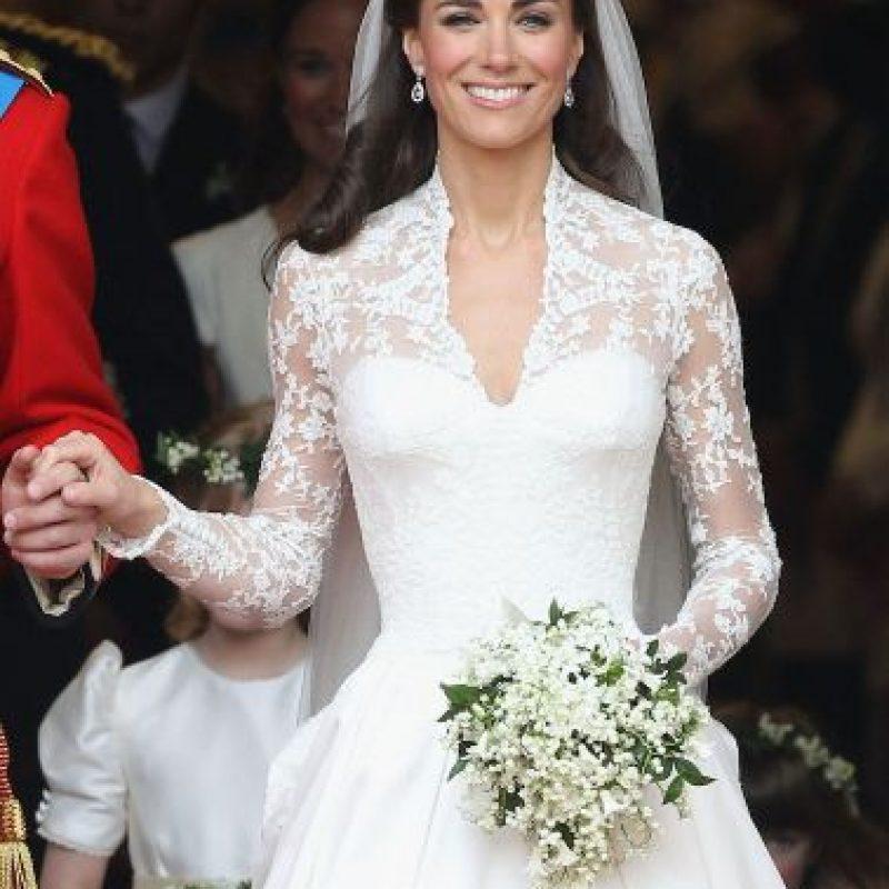 Príncipe William y Kate Middleton Foto:Getty