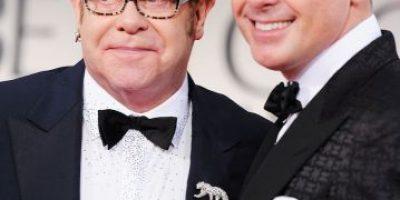 Elton John prepara su boda con David Furnish